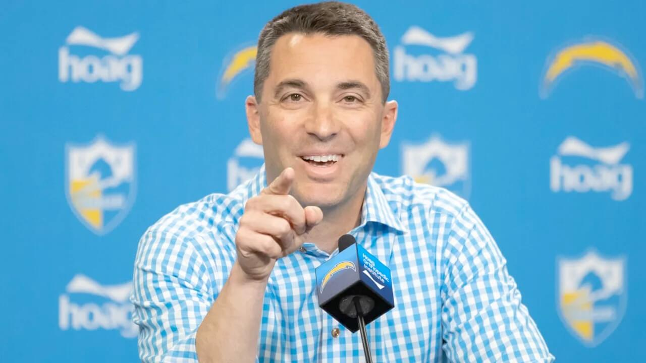 Chargers GM Looks To Have Bright Future