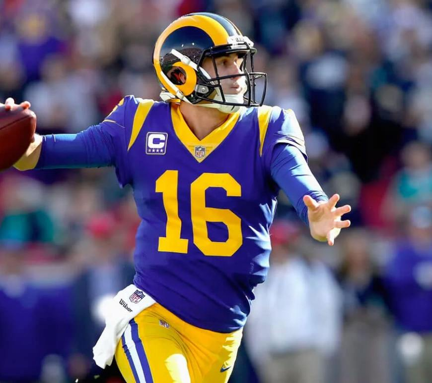 Jared Goff Needs To Get LA Rams a Playoff Win