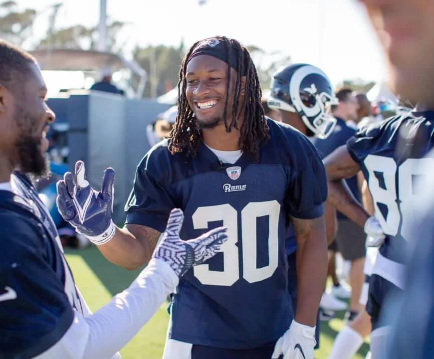 L.A. Rams and Todd Gurley Are Ready For Training Camp (VIDEO)