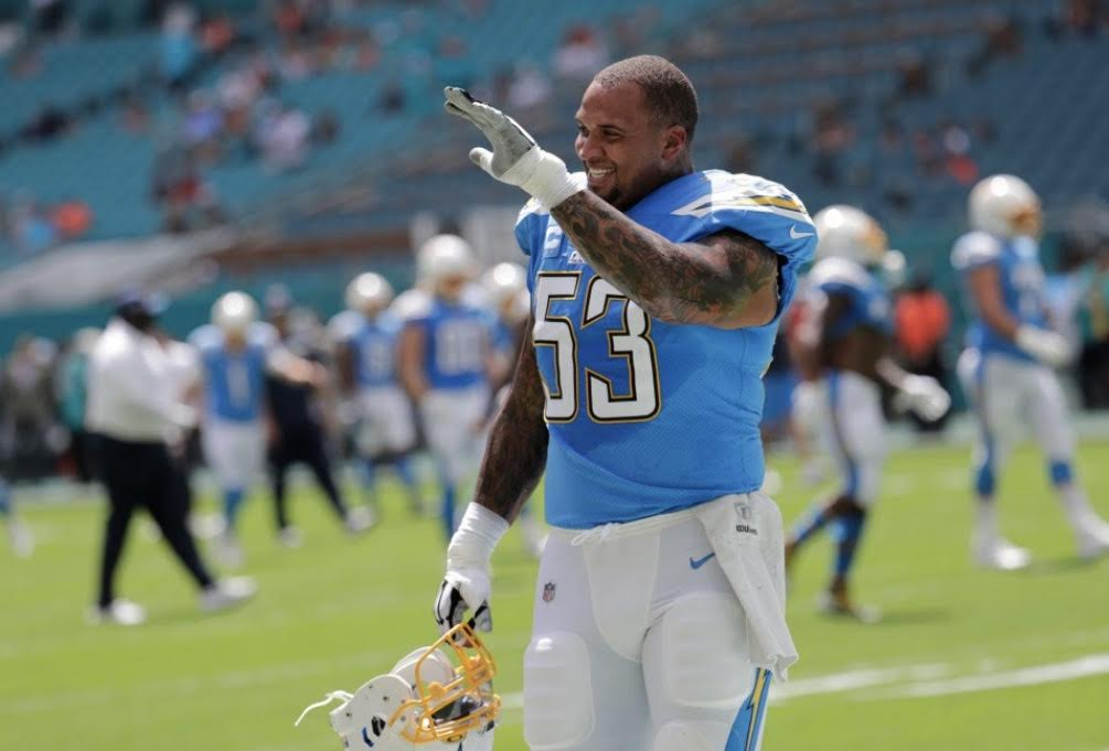 Pouncey Out For The Season; Feeney and Lamp Step Up (VIDEO)