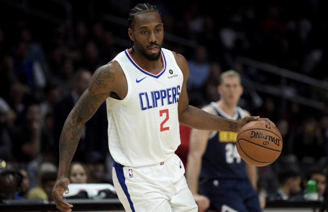 Kawhi Leonard Makes Good Debut for Clippers (VIDEO)