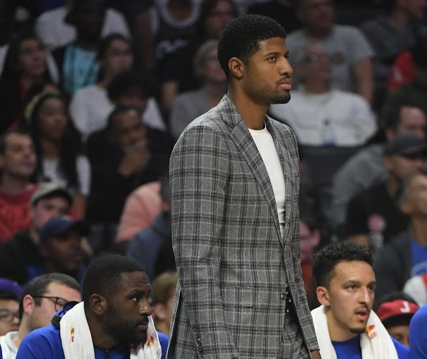 Restless Paul George Ready To Hit The Court (VIDEO)
