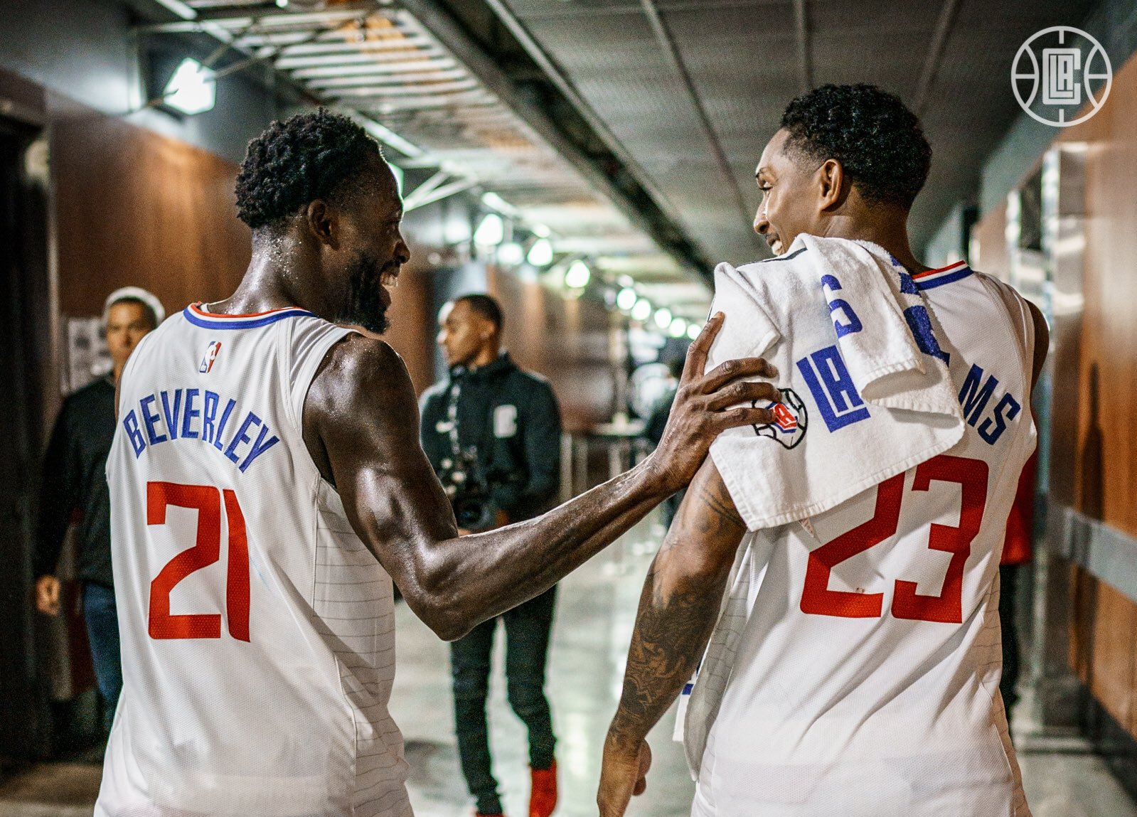 Patrick Beverley Gets Clippers Out of Mud Against Celtics (VIDEO)