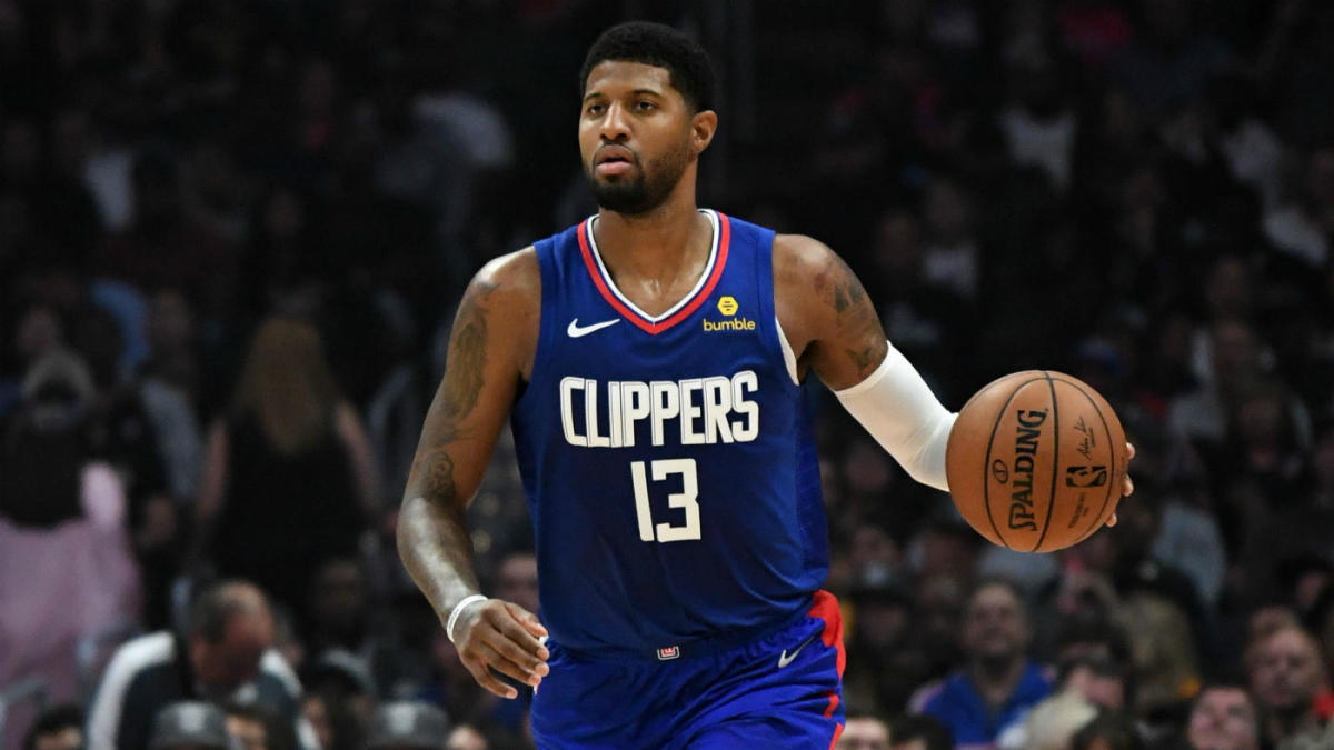 Paul George and Clippers Destroy Hawks in 49-Point Loss