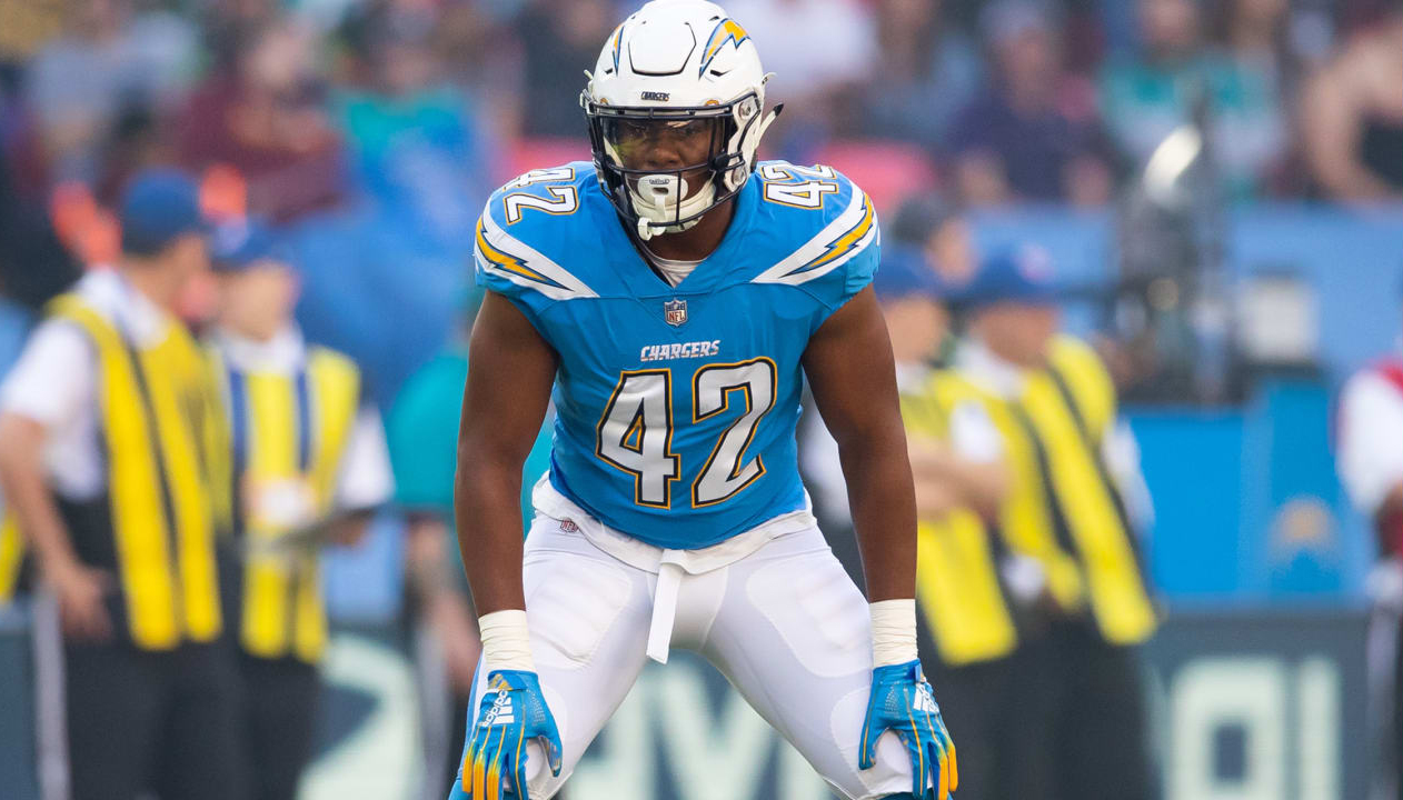 Chargers Nwosu Nominated For Prestigious NFL Award (VIDEO)