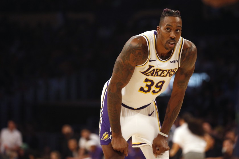 Lakers Dwight Denies Dunk Contest (VIDEO)