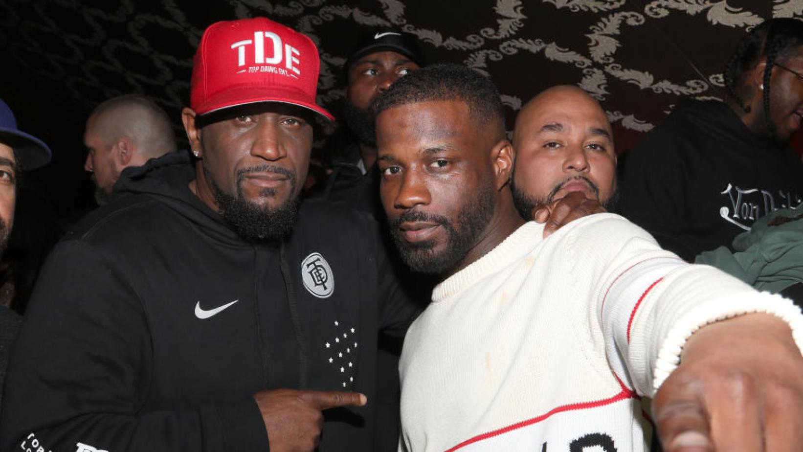 Grammy Winner Jay Rock Hits The Court For Clippers Halftime (VIDEO)